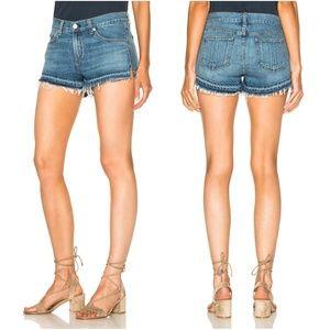 Rag & Bone Tully Cut Off Jean Shorts 29